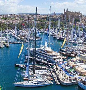 3F Tenders en el Palma Boat Show 2018